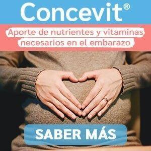 Banner Concevit embarazada