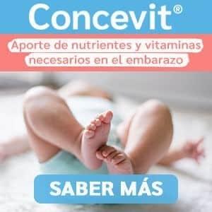 Banner Concevit y pies de bebé