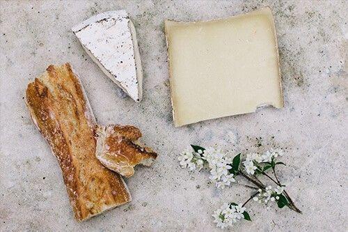 Alimentos prohibidos antes y durante el embarazo: queso azul