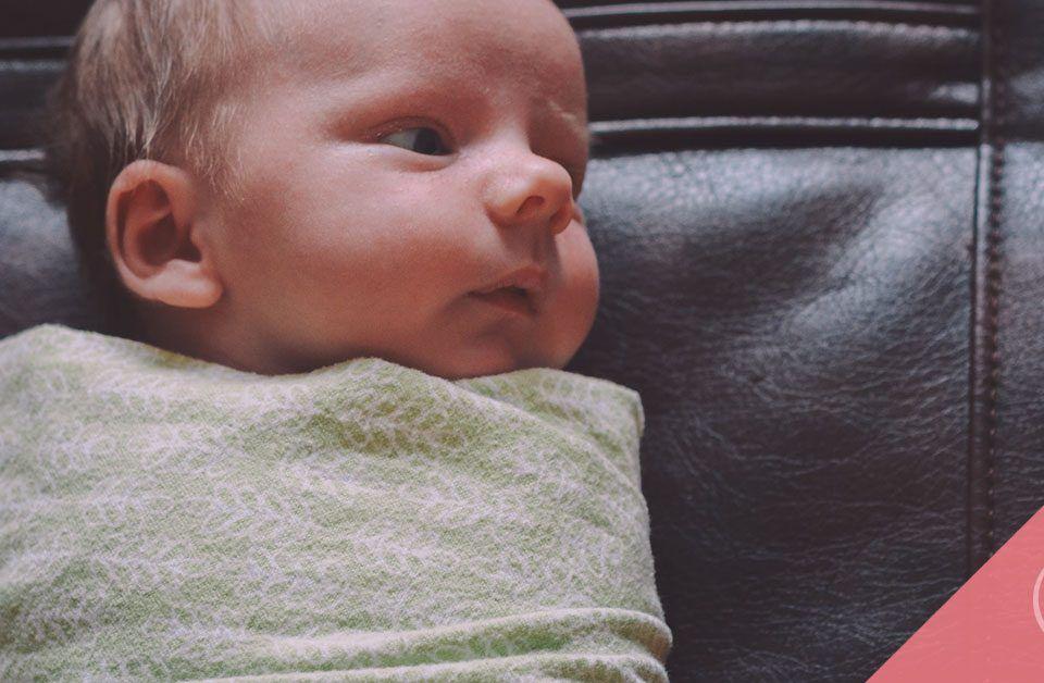 Tratamientos de fertilidad: un bebé envuelto