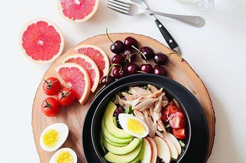 una dieta equilibrada para mantener tu peso saludable