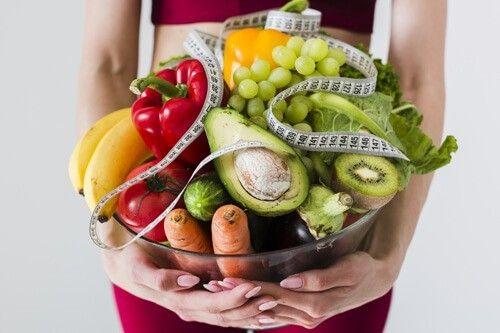 nutrientes en el embarazo