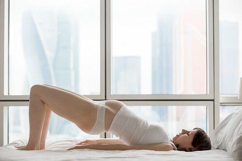 pilates embarazo casa