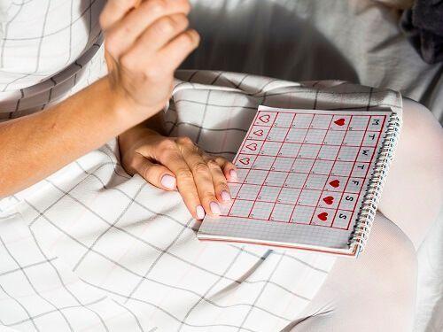 proposito quedarte embarazada calendario menstruacion