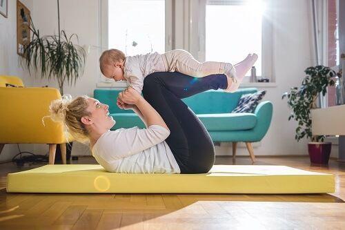 pilates mamas bebes