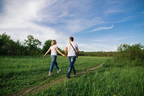 pasear ansiedad embarazo