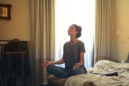 meditar ansiedad embarazo