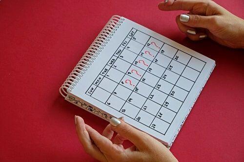 calendario regla sexo embarazo