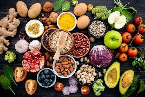 alimentacion segundo trimestre