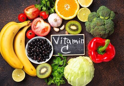 Vitamina C fertilidad masculina